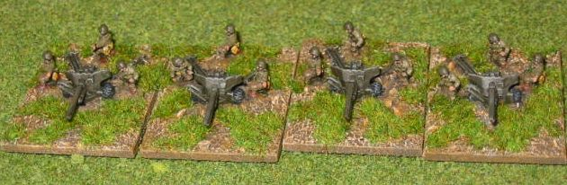 57mm anti tank guns